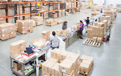 kitting warehouse