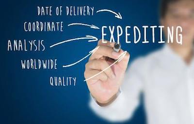 Expediting Is Just Another Task